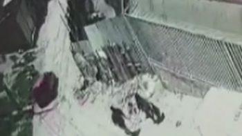 Bebé recién nacido es tirado a la basura por pareja (VIDEO)