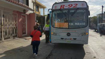 Celebra Samuel rechazo a tarifazo; exhorta a reestructurar el transporte