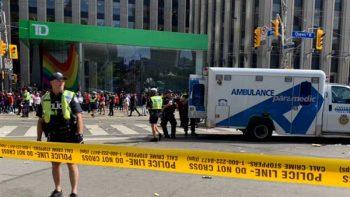 Dos heridos deja balacera en celebración de Toronto Raptors